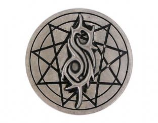 Slipknot 'Star' Belt Buckle